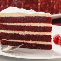 Priestleys Red Velvet Gateaux