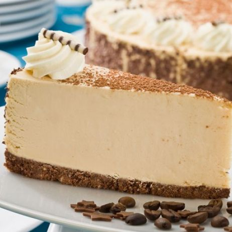 Priestleys Cappuccino Cheesecake