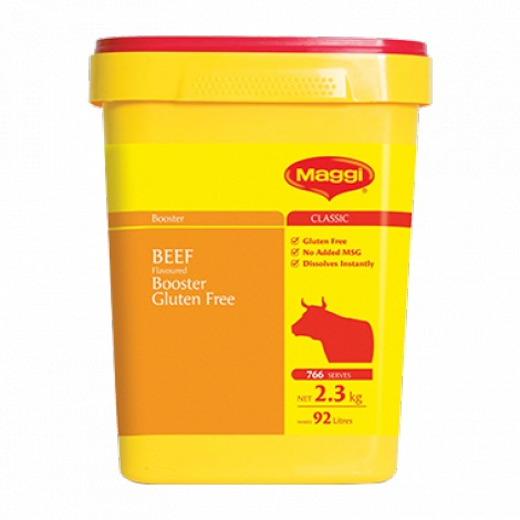 Maggi Beef Booster 2.4kg
