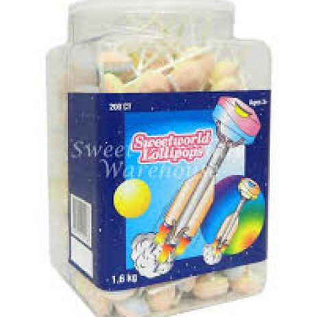 Sweetworld Lollipops