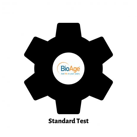 BioAge Standard Test