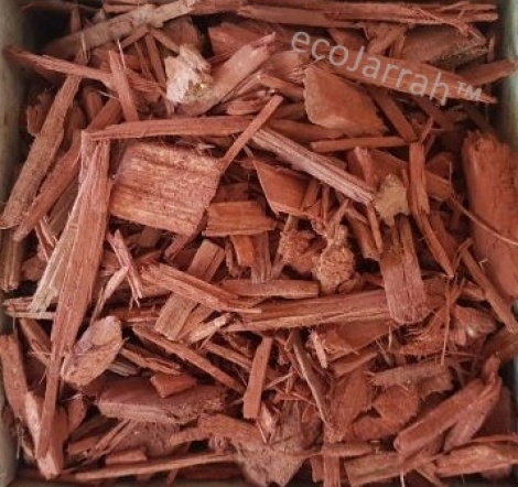 Premium Red Woodchip