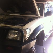 Brake Repair Toyota Prado Belmont