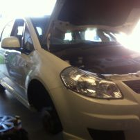 Front Brake Repair Suzuki Swift