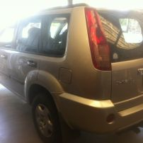 Rear Brake Repair Nissan Xtrail