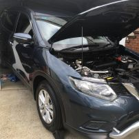 Brake Repair Nissan Xtrail