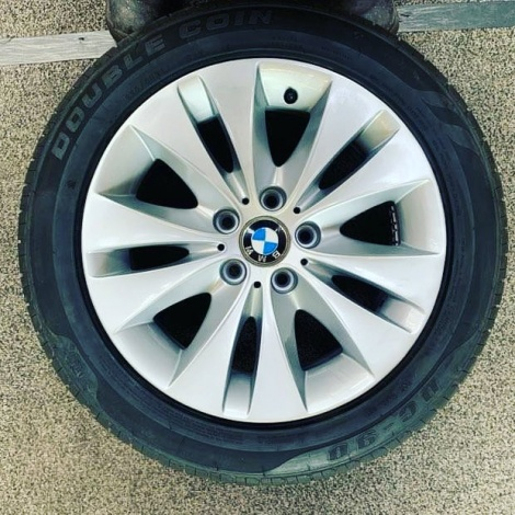 BMW WHEEL STRAIGHTENING REPAIR AND PAINT