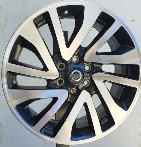 CNC DIAMOND CUT NAVARA WHEEL