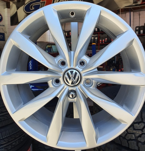 VW WHEEL RESTORATION
