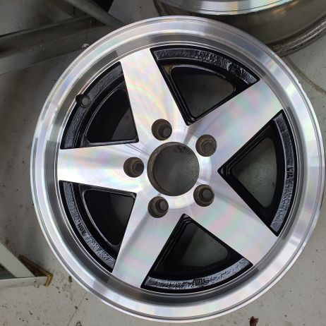 CNC DIAMOND CUT WHEEL RESTORATION