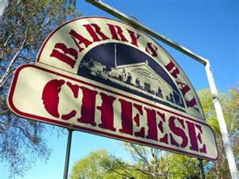Barry's Bay Cheese Factory-short stop here to sample some local product
