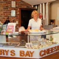 Try some local cheese