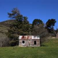Old cottage, Banks Peninsula