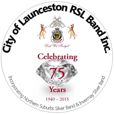 COL RSL 75th Logo