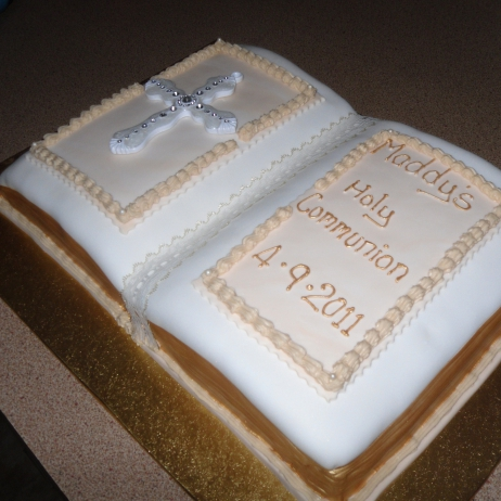 Holy Communion Cake