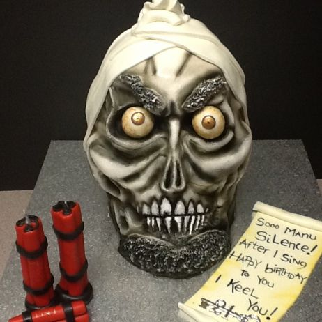 Achmed cake