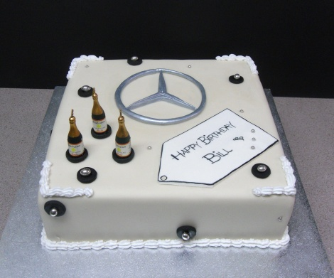 Mercedes fruit cake