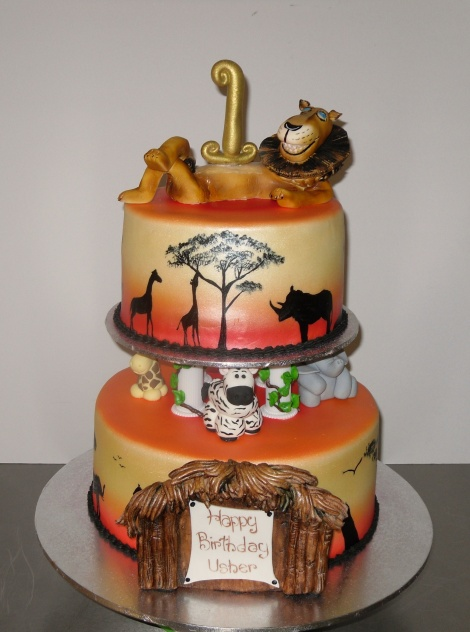 african two tier