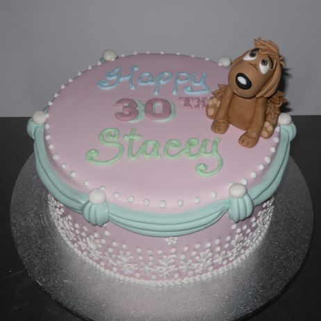 Stacey's cake