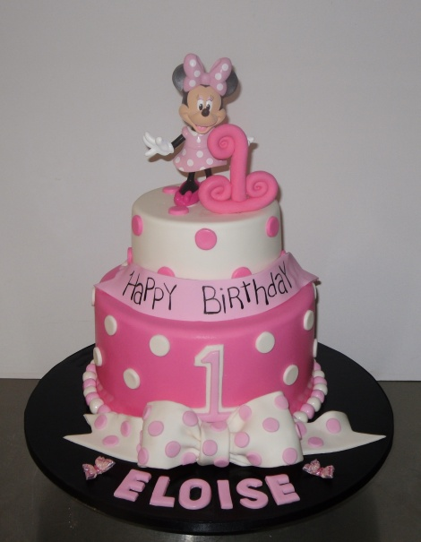 Another Minnie cake