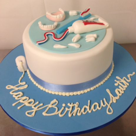 Birthday Cake Design For Dentist : MY GALLERY Check out our cakes!!! - Annette s Heavenly Cakes
