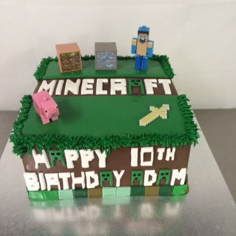 minecraft how to eat cake