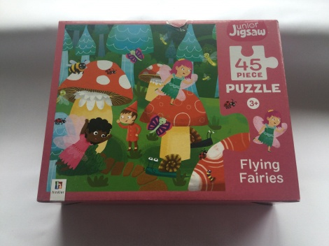 Flying Fairies Jigsaw Puzzle