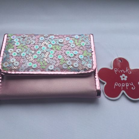 Fairy Sequin Wallet