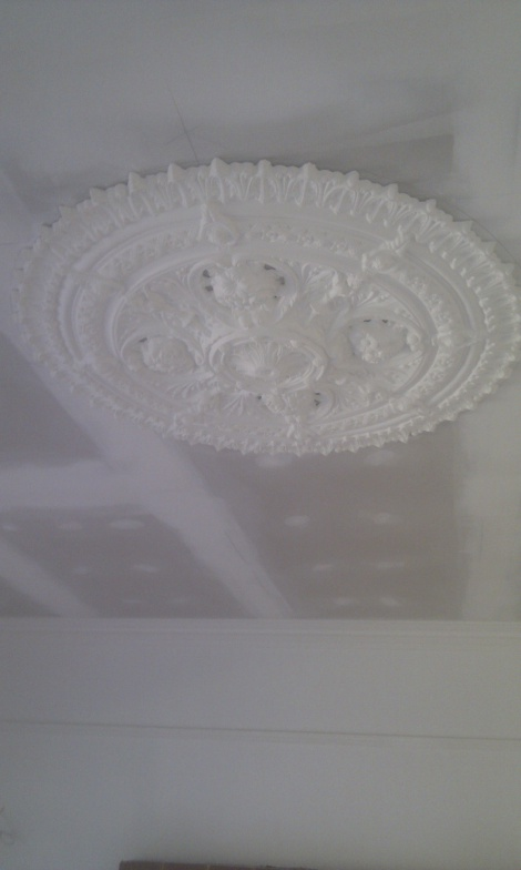 Large 1550mm ceiling rose