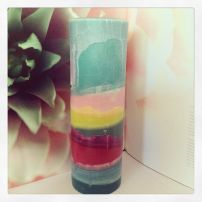Musk Tall candle