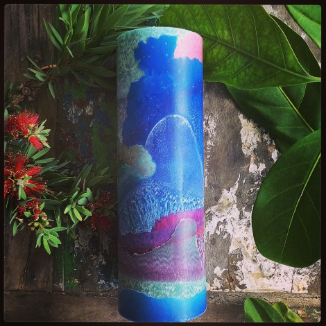 Tropical days tall cylinder 2