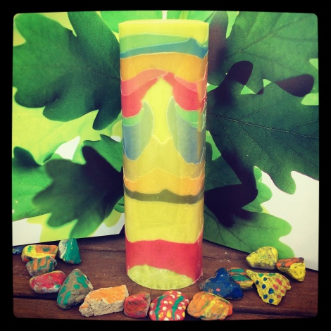 Paradise tall cylinder