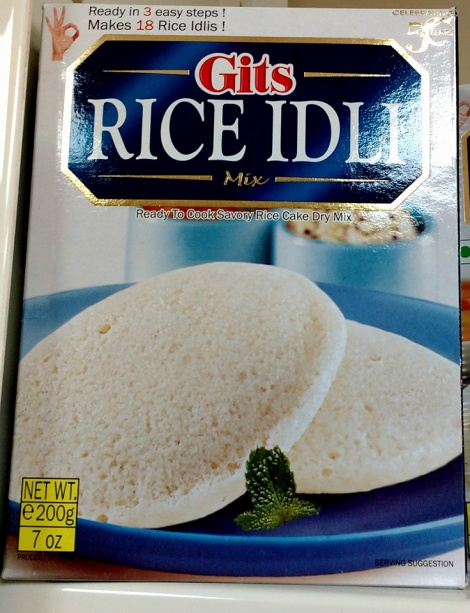GITS - RICE IDLI MIX
