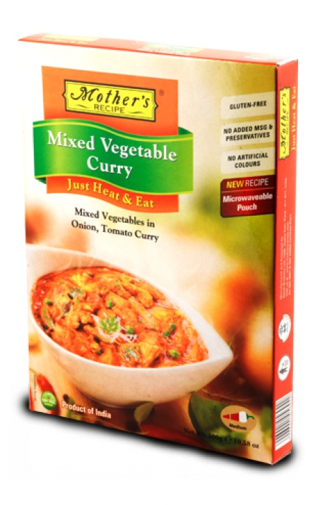 MOTHER'S Mix Veg Curry