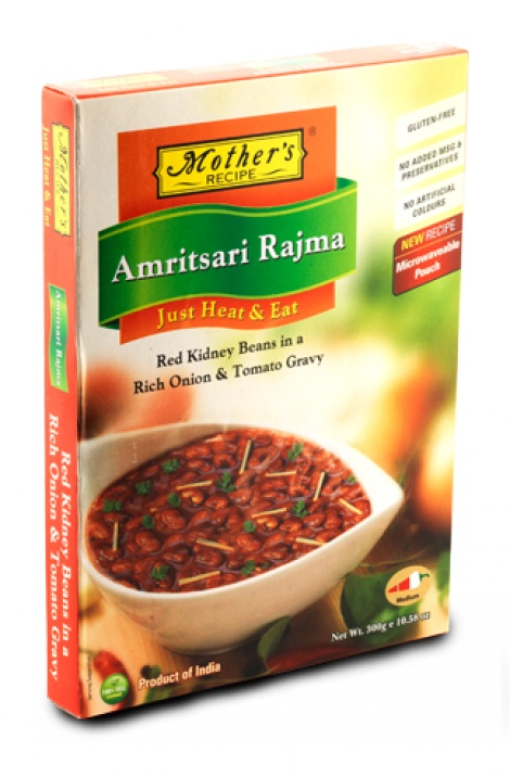 MOTHER'S AMRITSARI RAJMA