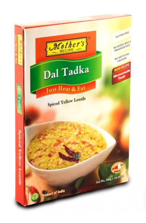 MOTHER'S DAL TADKA