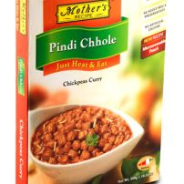 MOTHER'S PINDI CHHOLE