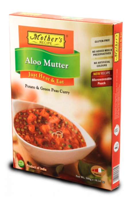 MOTHER'S ALOO MATAR