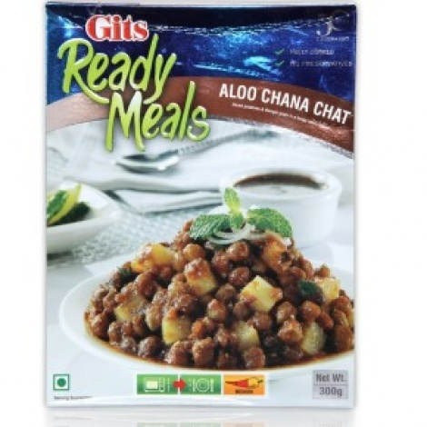 GITS ALOO CHANA CHAAT