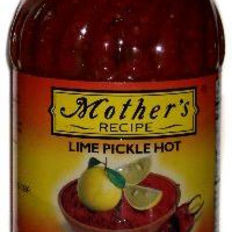 MOTHER'S HOT LIME PICKLE