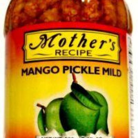 MOTHER'S MANGO PICKLE (MILD)