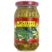MOTHER'S GREEN CHILLI PICKLE