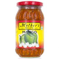 MOTHER'S MANGO PICKLE (HOT)