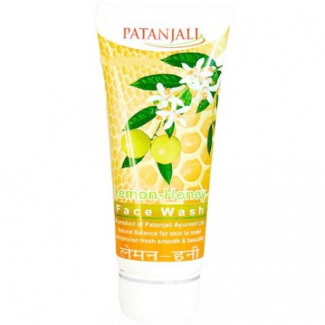 PATANJALI LEMON & HONEY