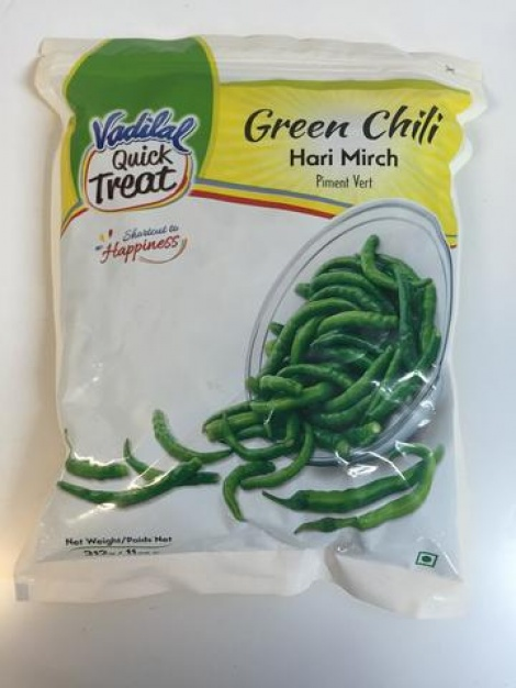 VADILAL GREEN CHILLIES