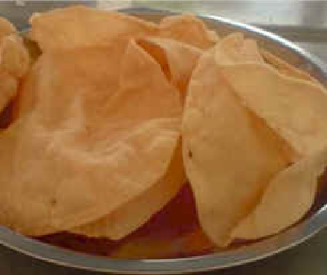 MADRAS PAPADUM