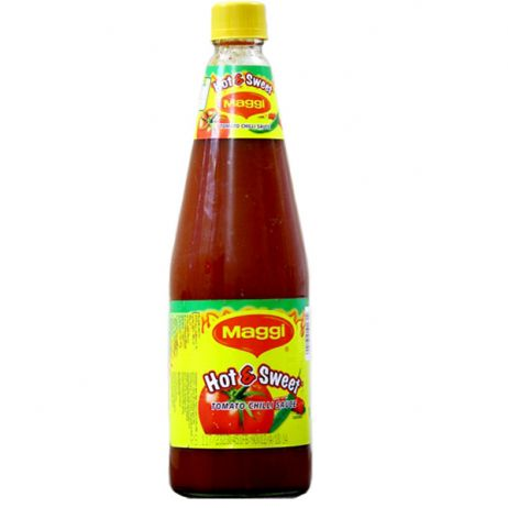 MAGGI HOT AND SWEET CHILLI SAUCE