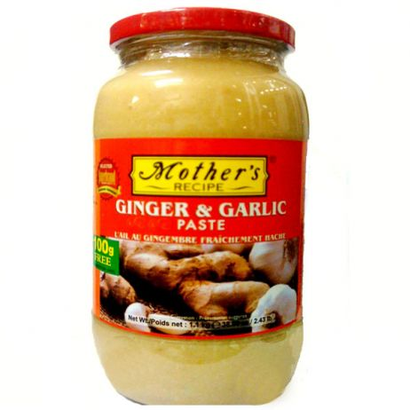 MOTHER GINGER GARLIC PASTE