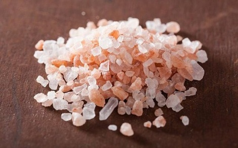 HIMALAYAN SALT WHITE BLACK PINK