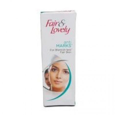 FAIR AND LOVELY ANTI MARKS